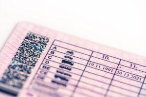 change address on driving license